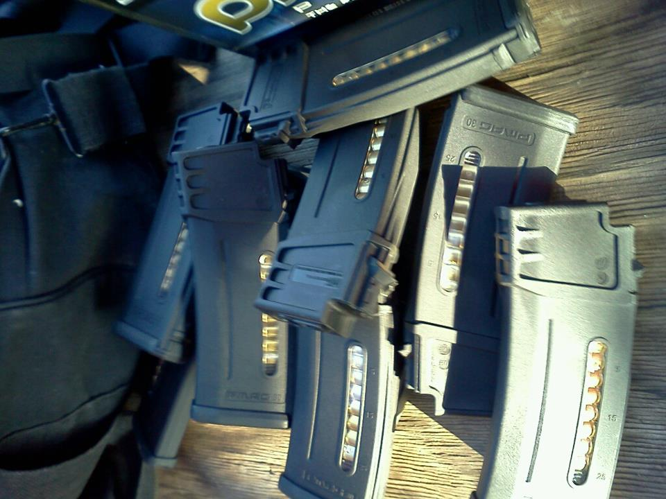 Mags mags and more mags