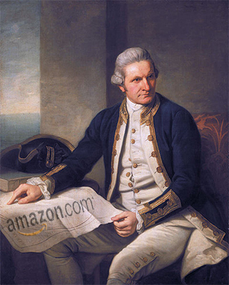 Captain Cook Amazon Local Hawaii
