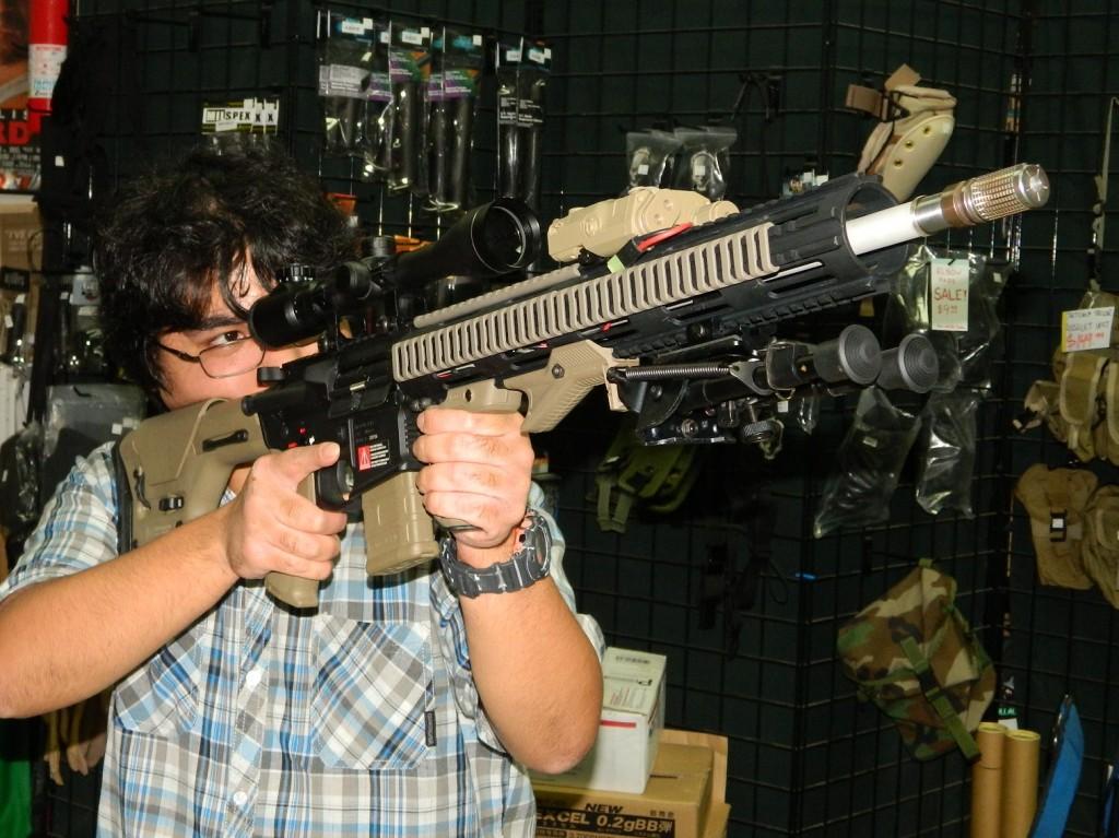 M16 DMR