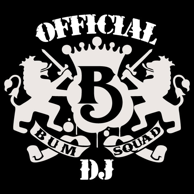 Official Bumsquad dj (black)