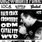 Once A Month Punk