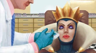 Disney Botox