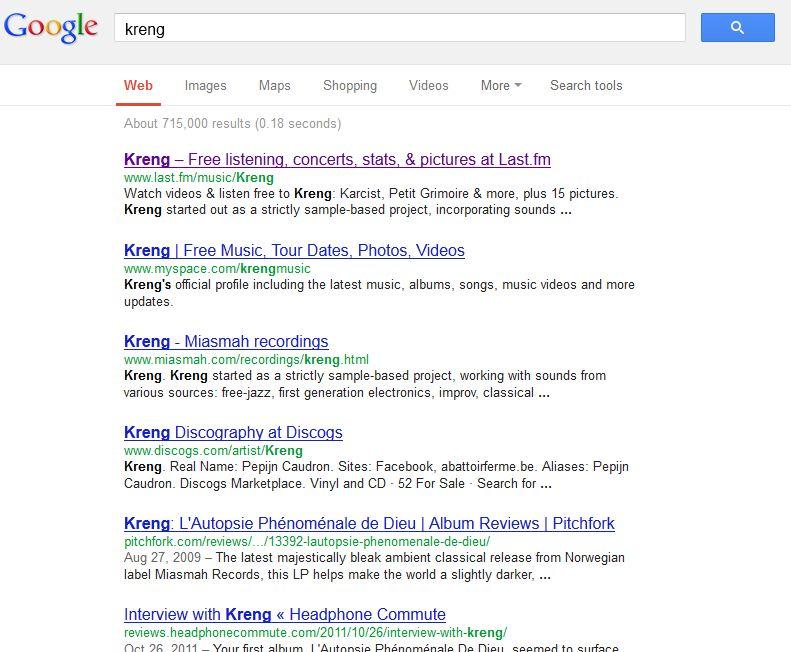 kreng google